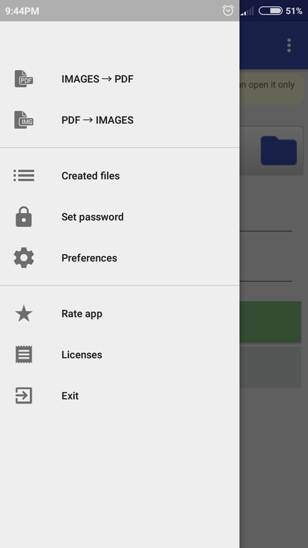 Быстрый PDF конвертер for Android - APK Download