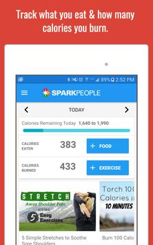Calorie Counter & Diet Tracker تصوير الشاشة 12