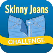 30-Day Skinny Jeans Challenge icon