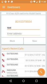 SparkTG Agent App apk screenshot