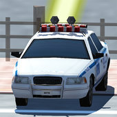 Extreme Police Car Driving SIM icon