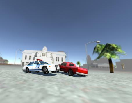 Extreme Police Car Driving SIM screenshot 15