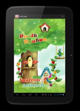 Fruit Fasten tetris apk screenshot