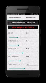 Diamond Cut Finder screenshot 1