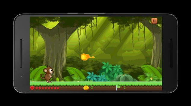 Jungle MonkRide screenshot 2
