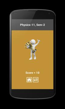 Gujarati 11 Physics semester 2 apk screenshot