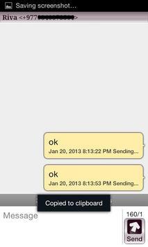 Sparrow SMS Messaging screenshot 2