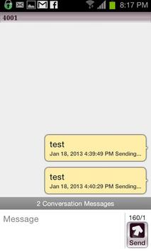 Sparrow SMS Messaging screenshot 3