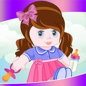 Baby Doll Dress Up Games icon