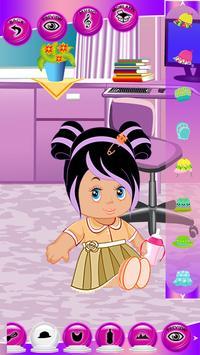 Baby Doll Dress Up Games screenshot 3