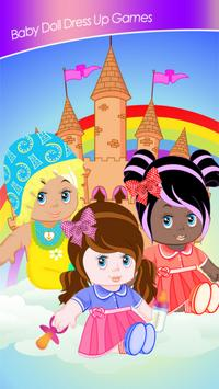 Baby Doll Dress Up Games poster