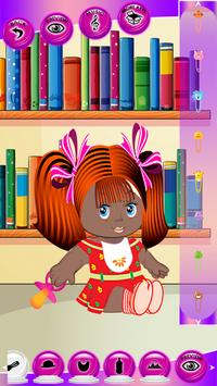 Baby Doll Dress Up Games screenshot 4
