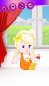 Baby Doll Dress Up Games screenshot 5