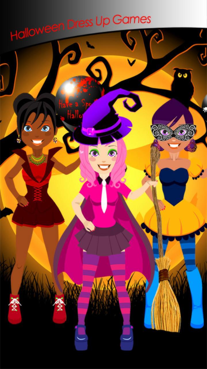 Halloween Juegos De Vestir For Android Apk Download