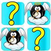 Find Pairs Game: Penguins icon