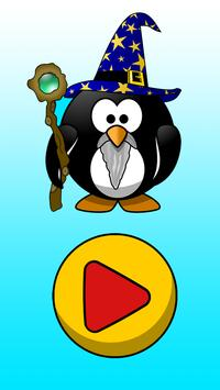 Find Pairs Game: Penguins screenshot 1