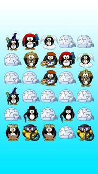 Find Pairs Game: Penguins screenshot 2