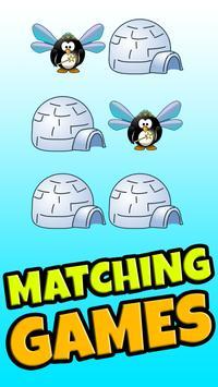 Find Pairs Game: Penguins screenshot 8