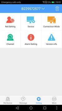 Trend VMS apk screenshot