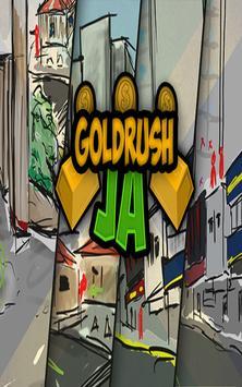 Gold Rush JA poster
