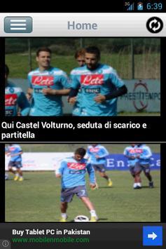 SpazioNapoli apk screenshot