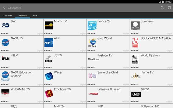 SPB TV - Free Online TV apk screenshot