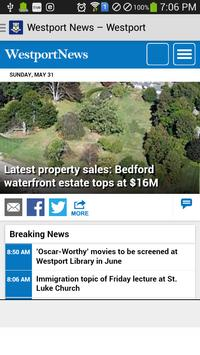 Connecticut News apk screenshot