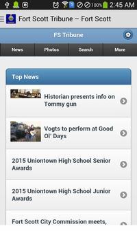 Kansas News apk screenshot