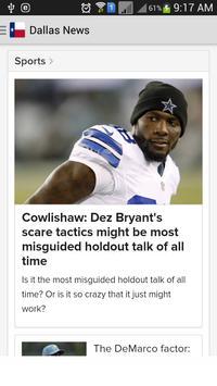Texas News screenshot 15