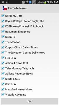 Texas News screenshot 2