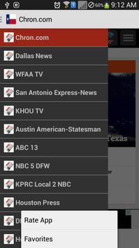 Texas News screenshot 8