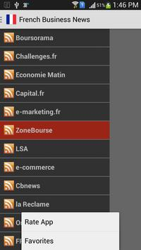 French Business News apk screenshot