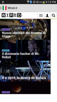 Italian Technology News screenshot 19