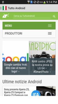 Italian Technology News screenshot 13