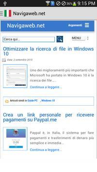 Italian Technology News screenshot 22