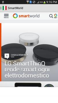 Italian Technology News screenshot 23
