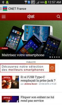 French Technology News screenshot 13