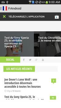 French Technology News screenshot 22
