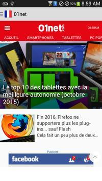 French Technology News screenshot 2