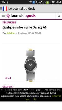 French Technology News screenshot 7