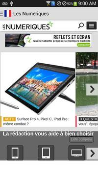 French Technology News screenshot 5