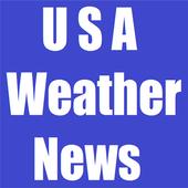 USA Weather News icon