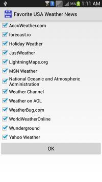 USA Weather News screenshot 1