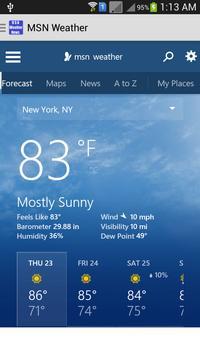 USA Weather News screenshot 7