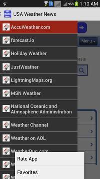 USA Weather News screenshot 8