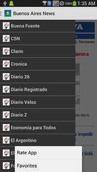 Argentina Buenos Aires News apk screenshot