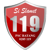 Si Slamet - Aplikasi SPGDT Kabupaten Batang icon