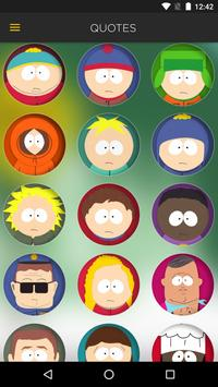 The Official South Park App poster