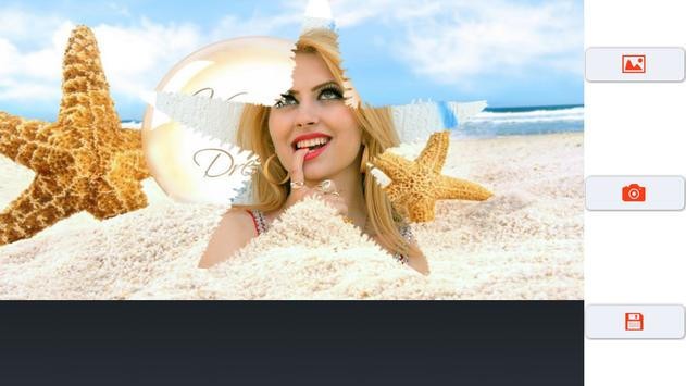 Beach Photo Frames Animated apk screenshot