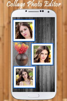 Collage Photo Editor poster